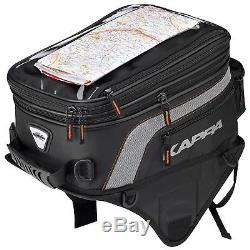 Kappa Lh200 14-24 Litres Sac De Réservoir En Polyester Magnétique Moto / Vélo / Bagages