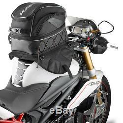 Kappa Ra302 Sac De Réservoir Moto Moto Magnétique, Extensible De 30 À 40 Litres