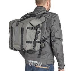 Kappa Ra315 Gris 30 Litres Capacité Moto Adventure Tank Bag