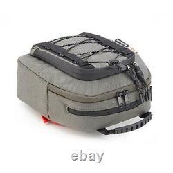 Kappa Ra320ig Grey Tanklock System 4.5 Litre Motorcycle Motorbike Tank Bag