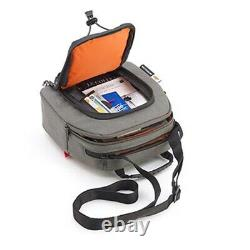 Kappa Ra320ig Système De Tanklock Gris 4,5 Litres Moto Moto Sac Réservoir