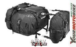Kriega Drypack Us20 Tailpack, Sacoche De Réservoir Us 20 Sacoche Souple Moto Étanche