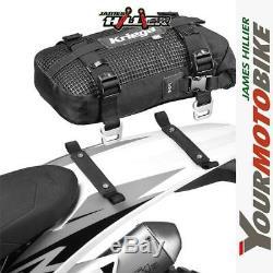 Kriega Drypack Us5 Tailpack, Sacoche De Réservoir Us 5 Valises Souples Pour Moto