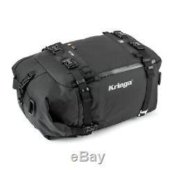 Kriega Nous-30 Drypack Sac Moto Queue De Réservoir Étanche 30 Litres Paquet