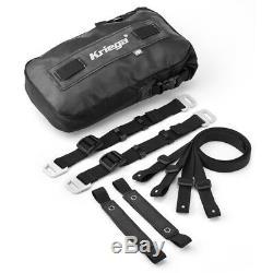 Kriega Nouveau Enduro Adventure Us5 Drypack Tailbag Sacoche Étanche Pour Moto