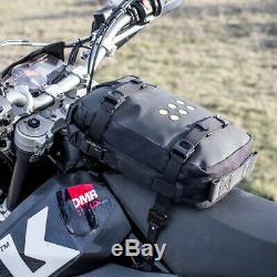 Kriega Nouveau Os-6 Enduro Off Road Motorcycle Adventure Réservoir Tail Pack Bag