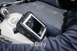 Kuryakyn 5294 Xkursion Xt Co-pilote Résistant Aux Intempéries Moto Réservoir De Stockage Sac