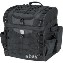Kuryakyn Momentum Bagage Vagabond Moto Black Tail Gear Bag