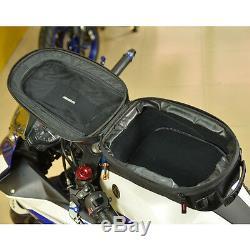 Le Réservoir De Carburant D'huile De Moto Met En Boîte De Stockage Avec Le Support Imperméable Pour Bmw