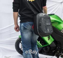 Le Réservoir De Carburant De Moto Met En Sac La Boîte De Stockage Avec Le Support Imperméable Pour Bmw