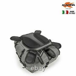 Magnétique Sac Réservoir De Dames De Moto Kappa Ra315 Racer Résistant À L'eau 20 L