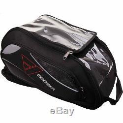 Modeka Super Bag Large Sacoche De Réservoir De Moto Aimant De Montage 12 Bis 26 Ltr