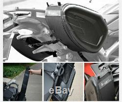 Moto Saddlebag Huile Sac De Réservoir Étanche Queue Voyage Sac Moto Bagages