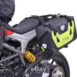 Moto Saddlebags Moto Voyage Bagages Sac De Vélo Réservoir Sacs Étanche
