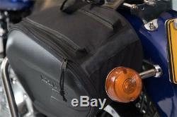 Moto Vélo Sport Bagages Arrière Boîte Réservoir Sacoche Carter D'engrenage Avec Housse De Pluie