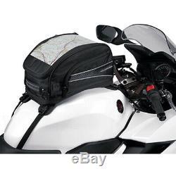 Nelson Rigg Cl-2015-st Journey Sport Sangle Mount Street Sac De Moto De Réservoir