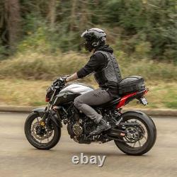 Nelson Rigg Nouveau Cl-1060 St2 Large Adventure Moto Moto Vélo Tail Bag Gear