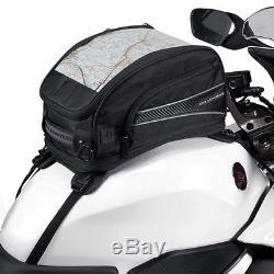 Nelson Rigg Nouveau Cl-2015 Journey Sport Strap On Sac De Réservoir Pour Moto De Vélo De Route