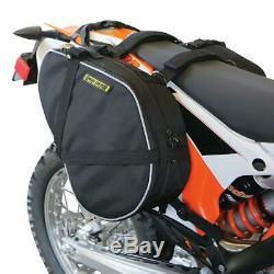 Nelson Rigg Nouveau Rg-020 Dual-sport Off Road Moto Enduro Touring Saddlebags