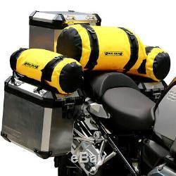 Nelson Rigg Nouveau Se-1030 Touring Jaune Moto 30l Aventure À Sec Rouleau Sac
