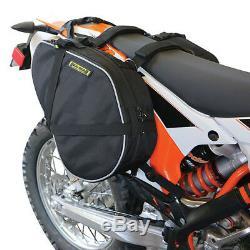 Nelson Rigg Nouvelles Sacoches De Moto De Cyclotourisme Enduro Dual Sport Rg-020