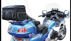 Nelson Rigg Route 1 Traveler Tour Motorcycle Trunk Rack Bag Nr-300 Nouveau