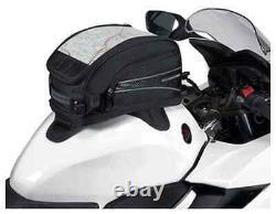 Nelson-rigg Journey Sport Magnetic Mount Motorcycle Bike Tank Bag 2015 Nelson-rigg Journey Sport Magnetic Mount Motorcycle Bike Tank Bag