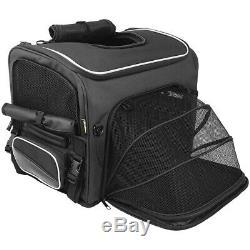 Nelson-rigg Nr-240 Rover Moto Bagages Safe Pet Carrier Sac De Queue