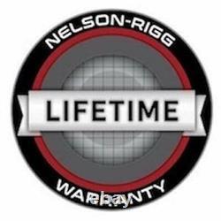 Nelson-rigg Trails End Adventure Moto Sac De Réservoir Rg-1045 Black Holds 12,3