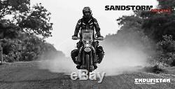 New 2020 Enduristan Sandstorm 4s Moto Sac De Réservoir, Noir, Dual Sport, Bmw Ktm