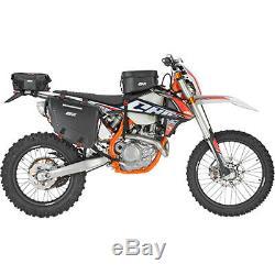 Nouveau Givi MX 15 + 15l Off Route Moto Étanche Panniers