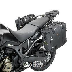 Nouveau Kriega Overlander Os-32 Off Road Adventure Motorcycle Doux Pannier Sac