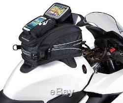 Nouveau Nelson Rigg Cl-2015 Journey Sport Sacoche De Réservoir Moto Support Magnétique