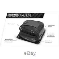 Ogio Nouveau Duffle Stealth Black Pack De Voyage Pour Motards Avec Sac De Voyage