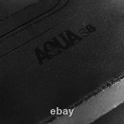 Oxford Aqua S8 Strap Sur Moto Sac De Réservoir De Moto Avec Harness Noir