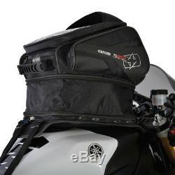 Oxford Motorcycle Bike S30r Strap On Sac De Réservoir Extensible 30l Noir Ol345