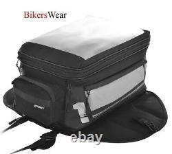 Oxford Motorcycle Magnetic F1 Tank Bag Grand Sac De Réservoir Magnétique De 35 L Ol442