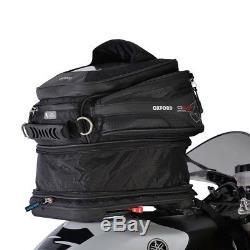 Oxford Q15r Dégagement Rapide Moto Sac De Réservoir De Bagages De Moto