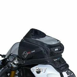Oxford S30r Série De Bagages À Vie Noire 30 Litres Sac De Moto De Réservoir