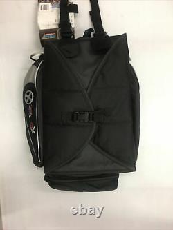 Oxford X40 Lifetime Motorcycle Magnetic Tank Bag 40l Noir