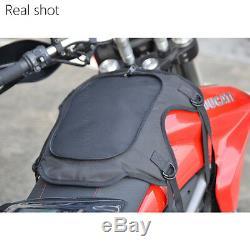 Pour Moto Sac Extensible Bundled Carburant Sac De Réservoir Boîte Gps Phone Holder