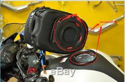 Pour Yamaha Mt-09 Tracer (15) Sac À Dos Réservoir De Motocyclette Bagages