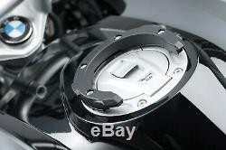 Réservoir De Moto Sw Motech Micro Evo Et Anneau De Réservoir Pour Bmw R1250gs