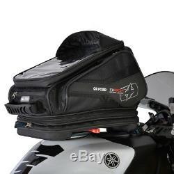 Sac À Dos Moto Réservoir De Moto Oxford Q30r Magnétique Qr Bagages Porte
