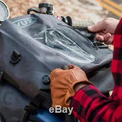 Sac À Dos Pour Sacoche De Réservoir Vuz Moto Dry. Sac À Dos De Moto Étanche Et Magnétique