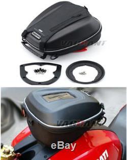 Sac De Réservoir De Course Étanche Pour Moto Pour Ducati Monster 659/796/696 / 1100s