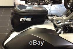 Sac De Réservoir De Moto Bmw Petit Pour R1200gs Refroidi À L'eau 13-18