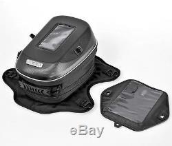 Sac De Réservoir De Moto Sac De Réservoir Magnétique Pour Appareil Photo Gps, Extensible, Universel