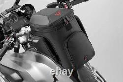Sac De Réservoir De Moto Sw-motech Evo Gs Avec Couverture De Pluie Touring Imperméable À L'eau