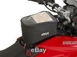 Sac De Réservoir Givi Grt706 Enduro Universel Étanche Moto 6 L